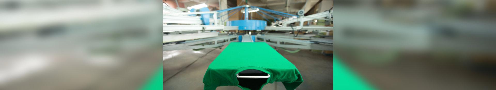 t-shirt silk screen printing machine